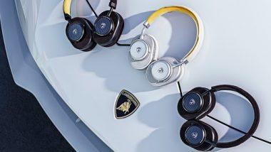 Lamborghini Wireless Headphone: लॅम्बोर्गिनीने लाँच केले वायरलेस हेडफोन आणि इअरफोन; एकदा चार्ज केल्यानंतर 40 तास वापरण शक्य; जाणून घ्या किंमत