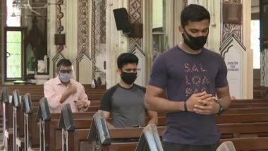 Churches in Mumbai to Reopen: मुंबईतील सर्व चर्च उद्यापासून होणार खुली; कोविड-19 नियमांचे पालन करणे अनिवार्य