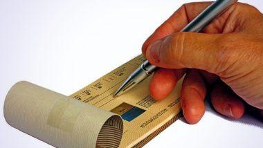 Positive Pay System:1 जानेवारी 2021 पासून बदलणार्या चेक पेमेंटच्या नियमांबद्दल जाणून घ्या नवी नियमावली