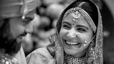 Virat Kohli-Anushka Sharma Wedding Anniversary: लग्नाच्या तिसऱ्या वाढदिवशी विराटने अनुष्काला दिल्या 'या' खास शुभेच्छा, शेअर केला सुंदर Photo