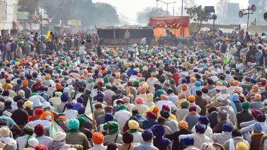 Farmers Protest Against Farm Laws: शेतकरी आज दिल्ली-जयपूर महामार्ग वर चक्का जाम आंदोलन करण्याच्या तयारीत