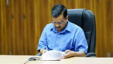 अरविंद केजरीवाल यांचा पंतप्रधान नरेंद्र मोदी यांना पत्र लिहून सल्ला
