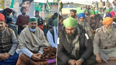 Farmers Protest Update: नवी दिल्लीत शेतक-यांचे आंदोलन आणखीनच तीव्र, अन्नदात्यांचे आज उपोषण