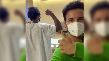 Remo D'souza ला रुग्णालयात भेटायला गेलेल्या आमिर अली ने शेअर केले रेमो चे 'हे' खास फोटोज, See Pics