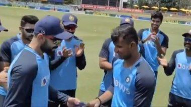 IND vs AUS 3rd ODI: यॉर्कर स्पेशलिस्ट T Natarajan चे वनडेत पदार्पण, मागील 4 वर्षात 'या' भारतीय क्रिकेटपटूंनी ऑस्ट्रेलियामध्ये केले डेब्यू