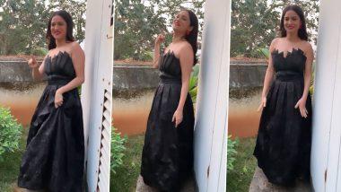 Ankita Lokhande थिरकली 'नाच मेरी लैला' गाण्यावर, व्हिडिओमध्ये केल्या फनी मूव्हस, Watch Video