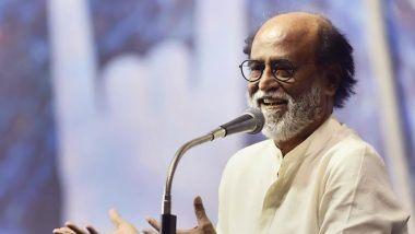 Rajinikanth Admitted to Hospital: सुपरस्टार रजनीकांत यांची प्रकृती खालावली; उपचारासाठी हैदराबादच्या अपोलो रुग्णालयात दाखल
