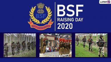 BSF Raising Day 2020: बीएसएफ च्या 56 व्या स्थापना दिना निमित्त HD Images, Messages च्या द्वारे शुभेच्छा संदेश