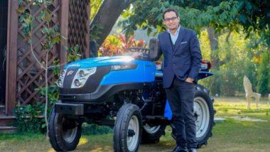 Electric Tractor: सोनालिकाने भारतामध्ये सादर केला देशातील पहिला इलेक्ट्रिक ट्रॅक्टर; जाणून घ्या फीचर्स आणि किंमत