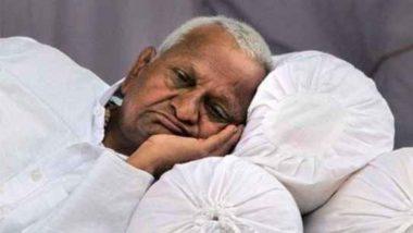 Anna Hazare Protest: शेतकरी प्रश्नांवर ज्येष्ठ समाजसेवक अण्णा हजारे यांचा आंदोलनाचा इशारा