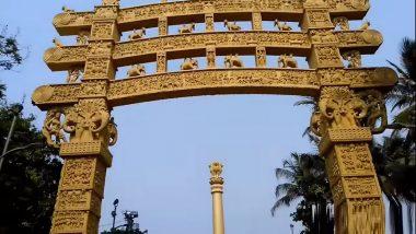 Mahaparinirvan Din 2020: सरकारच्या अवाहनास प्रतिसाद; आंबेडकरी अनुयायांची चैत्यभूमी दादर येथे गर्दी नाही