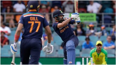 IND vs AUS 3rd ODI: विराट कोहली-हार्दिक पांड्या-रवींद्र जडेजायांचीअर्धशतकी खेळी, ऑस्ट्रेलियन गोलंदाजांची धुलाई करत टीम इंडियाची 302 धावांपर्यंत मजल