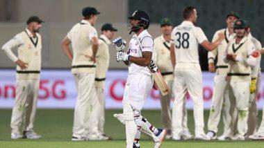 IND vs AUS 1st Test Day 2 Live Streaming: भारत-ऑस्ट्रेलिया यांच्यातील अॅडिलेड टेस्ट मॅच लाईव्ह सामना कधी आणि कुठे पाहाल? जाणून घ्या ऑनलाईन स्ट्रीमिंग व TV Telecast ची संपूर्ण माहिती