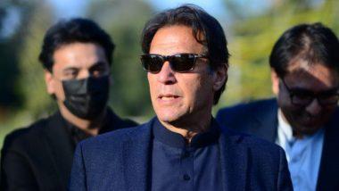 Imran Khan on Pakistan Army: पाकिस्तानी लष्कर दबावात- इमरान खान