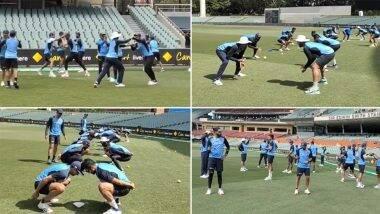 IND vs AUS 1st Test 2020: टीम इंडिया कंबर कसून तयार, पहिल्या टेस्ट मॅचपूर्वी नेट्समध्ये गाळला घाम (Watch Video)