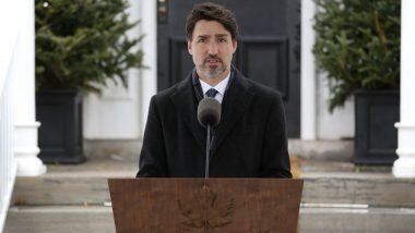 Farmers' Protest: भारतामधील शेतकरी आंदोलनाचे लोण कॅनडापर्यंत; PM Justin Trudeau यांचा शेतकऱ्यांना पाठींबा, म्हणाले- 'परिस्थिती चिंताजनक आहे' (Watch Video)