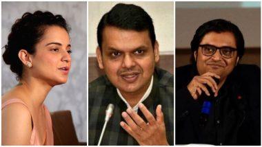Maharashtra Assembly Winter Session: 'कायद्याचं राज्य आहे, ते कायद्यानंच चालवा' अर्णब गोस्वामी, कंगना रनौत यांच्यासाठी देवेंद्र फडणवीस आक्रमक