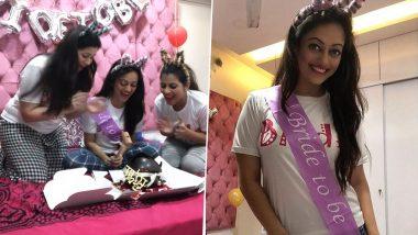 Manasi Naik Spinster Party: मानसी नाईक साठी तिच्या खास मैत्रिणी दिपाली सय्यद आणि सीमा कदम ने केले स्पिनस्टर पार्टीचे आयोजन, Watch Video