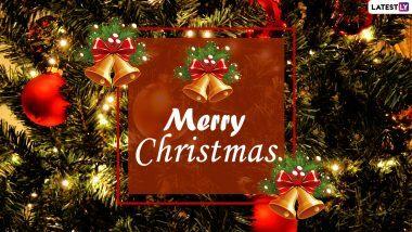 Christmas Wishes from Maharashtra Cyber: मेरी ख्रिसमस! ऑनलाईन फसवणूक टाळण्यासाठीचे उपाय सांगत, महाराष्ट्र सायबरकडून नागरिकांना नाताळच्या हटके शुभेच्छा