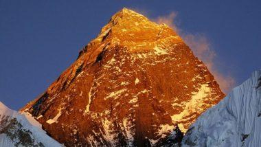 Coronavirus on Mount Everest: जगातील सर्वात उंच शिखरावर पोहोचला कोरोना व्हायरस; माउंट एव्हरेस्टवर मिळाला पहिला पॉझिटिव्ह रुग्ण