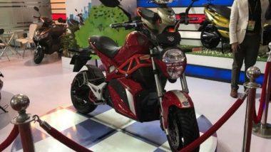 भारतात लवकरच येणार नवी इलेक्ट्रिक मोटरसायकल; सिंगल चार्जमध्ये 150km चे अंतर कापणार