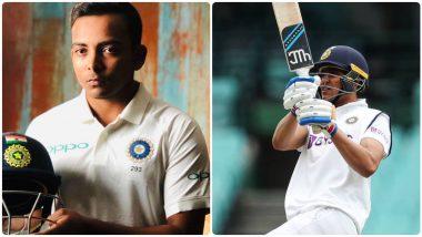 IND vs AUS Test 2020-21: ऑस्ट्रेलियाविरुद्ध टेस्ट मालिकेत भारतासाठी कोण करणार डावाची सुरुवात? 'या' 3 सलामी जोडींचा आहे पर्याय