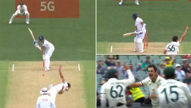 IND vs AUS 1st Test: रिकी पॉन्टिंग गुरुजी बोलले आणि काही मिनिटांतच Prithvi Shaw क्लीन बोल्ड होऊन माघारी, पाहून व्हाल चकित (Watch Video)