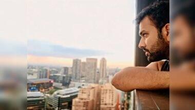 Rohit Sharma Quarantine 'Day 1' in Australia: रोहित शर्मा ऑस्ट्रेलियामध्ये क्वारंटाइन, हॉटेलरूममधील सेल्फी शेअर करतआगमनाची केली घोषणा