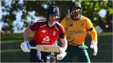 SA vs ENG 2020: अरे देवा! दोन हॉटेल स्टाफ COVID-19 पॉसिटीव्ह आढळल्याने इंग्लंड आणि दक्षिण आफ्रिका यांच्यातील पहिली वनडे रद्द