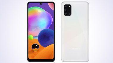 Samsung चा Galaxy A31 स्मार्टफोन झाला स्वस्त; जाणून घ्या किंमत आणि स्पेसिफिकेशन