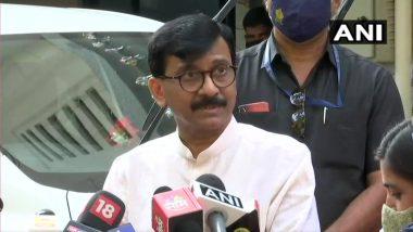 Sanjay Raut On Sachin Vaze Case:महाविकासआघाडी सरकार अस्थिर असल्याच्या भ्रमात कोणी राहू नये-  संजय राऊत