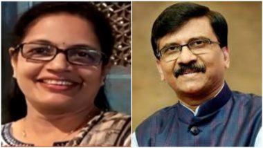 Varsha Raut In ED Office: शिवसेना खासदार संजय राऊत यांच्या पत्नी वर्षा राऊत ईडी कार्यालयात दाखल