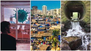 Coronavirus In Sewage Water Of Mumbai: आयसीएमआर म्हणतंय मुंबईच्या सांडपाण्यात कोरोना व्हायरस, चिंता पुन्हा वाढली