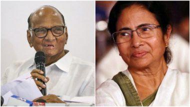 West Bengal Assembly Election Results 2021: नंदिग्राम मतदारसंघातील निकालाच्या गोंधळावरून शरद पवारांचं ट्वीट- म्हणाले 'रडीचा डाव'