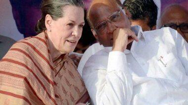 सोनिया गांधी यांच्या निवृत्तीनंतर शरद पवार होणार नवे UPA अध्यक्ष? प्रसारमाध्यमांमधून समोर येणाऱ्या वृत्तांचा NCP कडून खुलासा