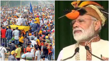 Farmers Protest Delhi: राकेश टिकैत यांचा इशारा, केंद्र सरकारचे कुंपन, भाजप मित्रपक्षांचा सल्ला ते विरोधकांचा हल्ला;  शेतकरी आंदोलनाबाबत 5 महत्त्वाचे मुद्दे