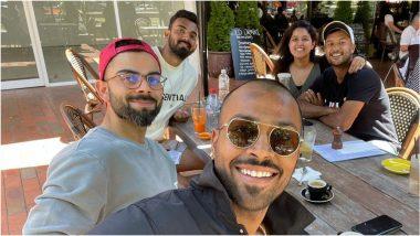 IND vs AUS: पहिल्या टी-20 पूर्वी टीम इंडिया खेळाडूंची आऊटींग! हार्दिक पांड्या, विराट कोहलीने घेतला 'Beautiful Sunny Canberra' चा आनंद, पाहा Photo