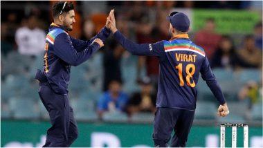 IND vs AUS 3rd ODI Stats: हार्दिक पांड्या-रवींद्र जडेजा यांची विक्रमी भागीदारी, कॅप्टन विराट कोहलीवर ओढवली ही नामुष्की, पाहा कॅनबेरामध्ये बनलेले रेकॉर्डस्