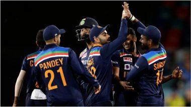 टी -20 विश्वचषकाचा भारत विरुद्ध पाकिस्तान सामना 'या' दिवशी होणार