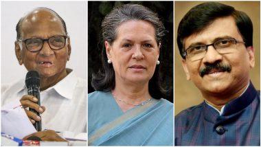 Sharad Pawar Likely to lead UPA: शरद पवार करणार संयुक्त पुरोगामी आघाडीचे नेतृत्व? राष्ट्रवादीने दिले स्पष्टीकरण, शिवसेना काय म्हणतीय पाहा
