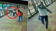 Mumbai: कुर्ला येथील पादचारी पुलावर चाकू हल्ल्याचा प्रयत्न; झटापट कॅमेऱ्यात कैद (Watch Video)