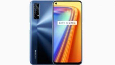 Realme Days Sale: रियलमी च्या प्रीमियम स्मार्टफोन्सवर 7 हजार रुपयांपर्यंत सूट; जाणून घ्या 'रियलमी डेज सेल'च्या खास ऑफर्स
