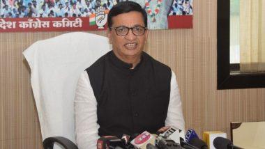 Shiv Sena VS Congress: 'हा ढोंगीपणा नाही तर काय आहे' शिवसेना खासदार संजय राऊत यांच्या टीकेला बाळासाहेब थोरात यांचे प्रत्युत्तर