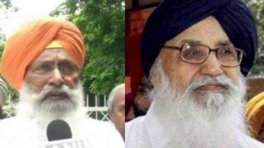 कृषी कायद्याला विरोध करत शेतकर्यांना पाठिंबा दर्शवण्यासाठी Parkash Singh Badal, Sukhdev Singh Dhindsa परत करणार पद्म पुरस्कार
