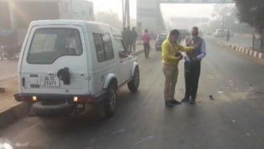 Delhi Police Special Cell कडून  दहशतवादी संघटनेशी संबंधित 5 जणांना अटक; हत्यारं जप्त