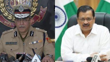 दिल्लीचे मुख्यमंत्री Arvind Kejriwal यांच्या येण्या-जाण्यावर निर्बंध असल्याचा दावा तथ्यहीन; विशेष पुलिस आयुक्त सतीश गोलचा यांची माहिती