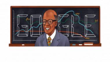 सर व्ही. आर्थर लुईस यांना 1979 ला आजच्या दिवशी मिळलेल्या Nobel पुरस्काराच्या स्मरणार्थ खास Google Doodle द्वारा सलाम!