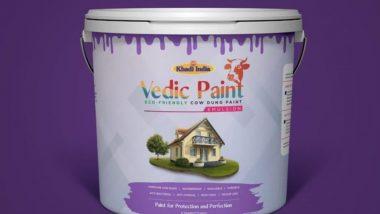 Vedic Paint: ग्रामीण अर्थव्यवस्थेच्या मजबुतीसाठी खादी बाजारात आणणार 'वैदिक पेंट'; जाणून घ्या काय असतील गावाला, शेतकर्यांना फायदे