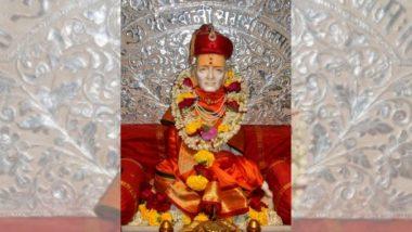 Datta Jayanti 2020: कोरोनाच्या पार्श्वभूमीवर अक्कलकोटच्या स्वामी समर्थ मंदिरात दत्त जयंती साधेपणाने होणार साजरी; 2 जानेवारी पर्यंत भाविकांना प्रवेशबंदी