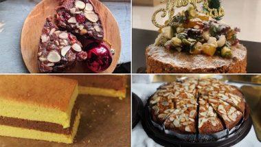 Christmas Cake Recipes 2020:यंदा ख्रिसमस लाघरच्या घरी सोप्या पद्धतीने असा बनवा केक( Watch Video )